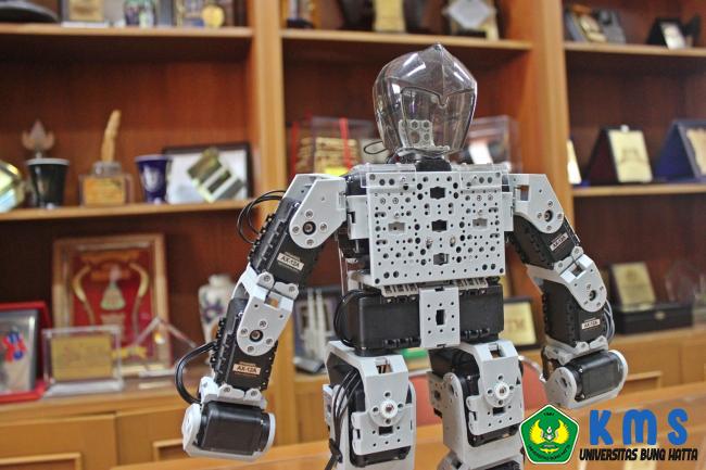 3 Tim Robotik Universitas Bung Hatta Lolos Tahap I Kontes Robot Indonesia Tahun 2021